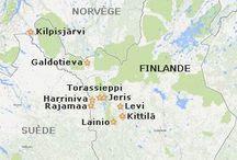 voyage en FINLAND laponie