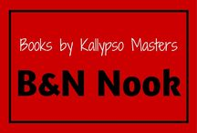 Barnes & Noble NOOK Books by Kallypso Masters / Nook links for all of my books!
