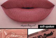 #nyx rouge à lèvre #