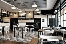 Restorant, Bar, Cafe Interior design
