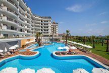 Heaven Beach Resort & SPA / Açık ve kapalı havuzları, spa merkezi, animasyon gösterileri, enfes yemekleri ve daha birçok hizmeti ile Akdeniz'de tatilin adresi Heaven Beach Resort...