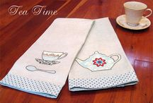 Tea Towels / by Deadra Dewbre