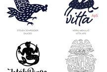 Logos, Monograms, Glyphs, Icons, Symbols
