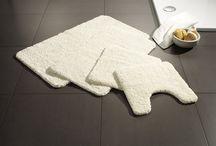 Badematten / Badematten in verschiedenen Farben und Designs | hochflorige Badematten | Fußmatten für das Badezimmer | Matten für das WC
