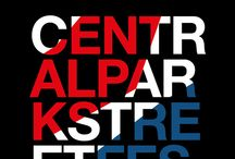 Central Park Streetfestival Poster / Central Park Street festival Poster. / by Carlo D'Angelo