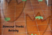 Dinosaurs / Activities for kids