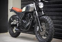 Custom Motorcycles