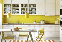 """Cocinas / """"La cocina es el lugar dónde se forjan los recuerdos y también donde se evocan"""" - Anita Kaushal -"""