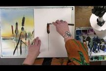 Watercolor workshops