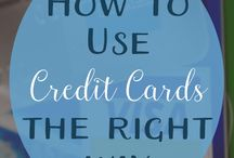 Credit Cards / Love them or hate them here's how to use your credit card wisely and pay off your credit card debt.
