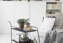 Living room - inspirations