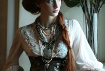 Steampunk ideas / Steampunk items and clothes