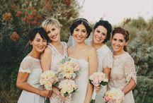 Brides and Bridesmaids *-*