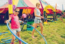 festival fever! / Our favourite festivals to take your family to this summer
