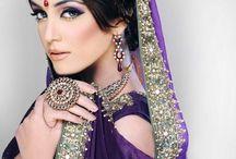 Vestuario Femenino Bollywood