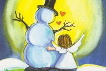Snowman Addict / Can't have enough! / by Susie Hargis