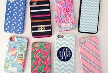 Phone cases / Colour your best phone ! Seriously I want each and every one of them! :-) / by Liza Bolt