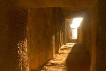 Enclaves arqueológicos de Málaga