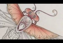 Enchanted insects