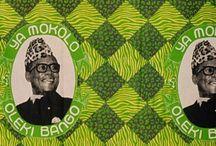 Art | Design: African Commemorative Wax Prints
