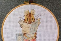 cross stitch / by Jo Flanagan