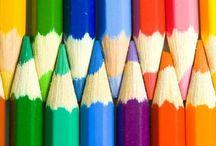 farger + nøkkelord