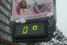 La nieve llegó a Famaliving Burgos