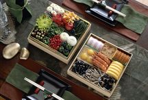 Osechi -  traditional Japanese New Year foods / by N Paris