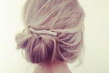 Prom Hairstyles & Accesories