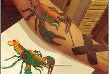 My cancer tattoo / Cancer tattoo