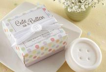 Baby Shower Ideas / Gorgeous baby shower ideas including baby shower favours and bomboniere.