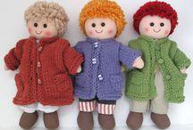 куклы и их одежки