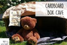 I Love Cardboard Boxes