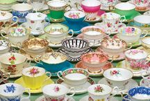 Tea Cups / by Angie Skelton