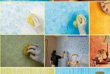Τεχνοτροπίες τοίχων