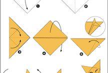 оригами детские