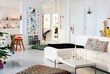 Playfull homes / by Ingeborg RH