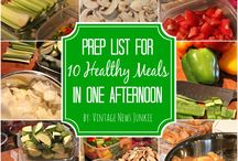 Food planning {made to crave}