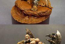 Barbarians and Chaos