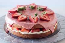 Cake / Have your cake and eat it too with these delicious recipes.
