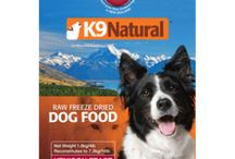 Freeze Dried Food for Dogs and Cats / All the benefits of feeding a raw diet without the mess.