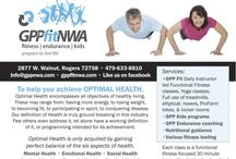 Informationals / This board contains flyers and informationals on GPPfitNWA