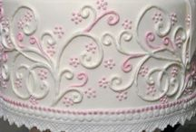 Royal icing decorations