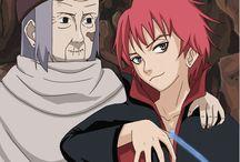 Lady Chiyo and Sasori