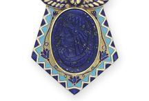Egyptian Revival Jewellery