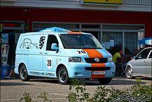 VW Transporter / by Riny van Keulen