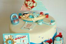 Тортики для малышей