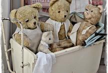 Teddybears and accessoires