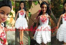 My Barbie CLothes Handmade / all about barbie cLothes