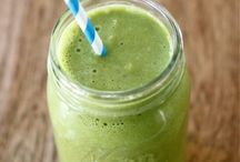 Green Smoothie Recipes & Resources